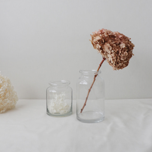 [by mani] garden glass vase (소/대)